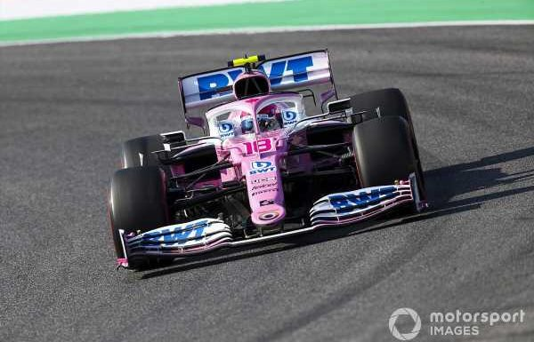 Only Stroll will have Racing Point upgrades in Russian GP