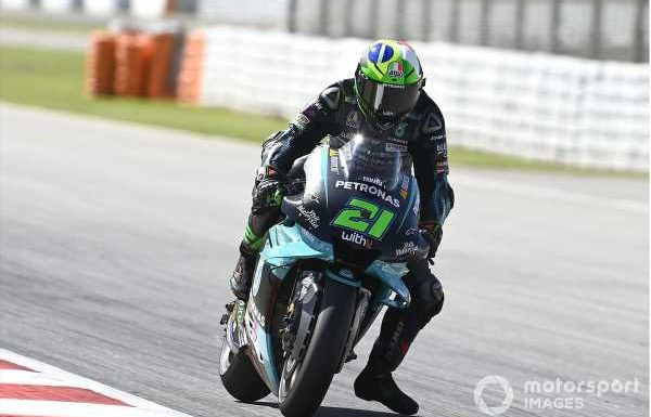 Yamaha speed deficit 'best news' of Friday – Morbidelli