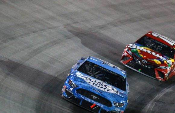 5 Things You Might Have Missed from NASCAR's Bristol Night Race