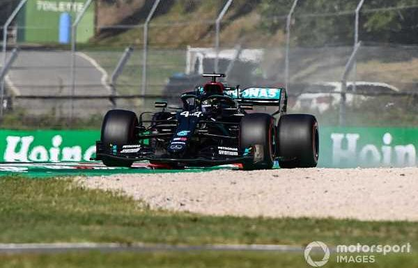 Hamilton: Pressure 'higher than ever' to find time for pole