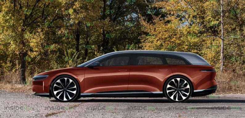 Lucid Air Wagon Is The Perfect Electric SUV Antidote
