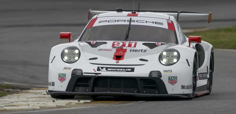 Porsche Factory Team to miss IMSA WeatherTech at Mid-Ohio after Positive COVID-19 Tests