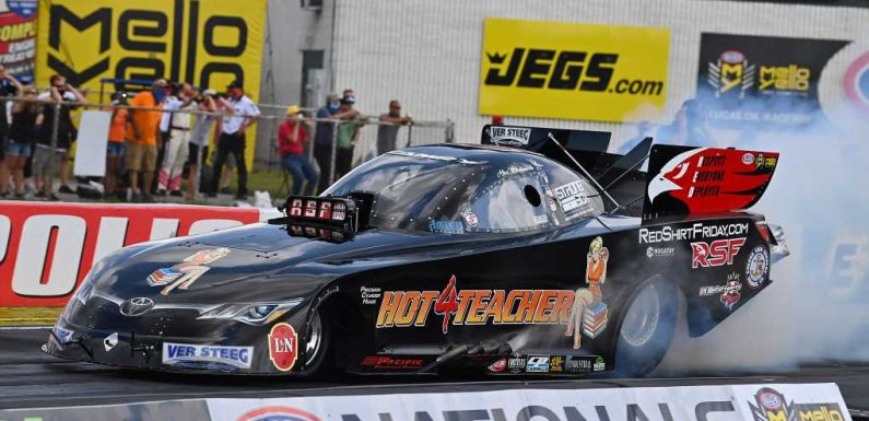 NHRA Sues Coca-Cola for Pulling Out of Sponsorship Deal