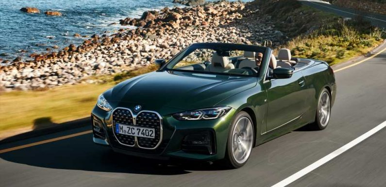 2021 BMW 4 Series Convertible Brings Back the Soft Top