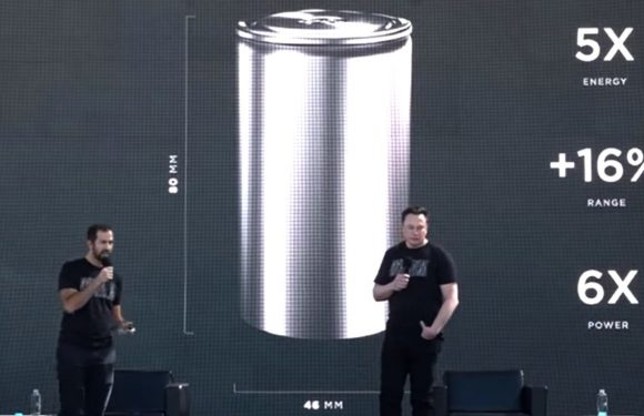 Here's What Tesla's Tabless Battery Promises