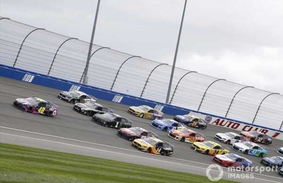 NASCAR has plans to convert Auto Club Speedway into a short track