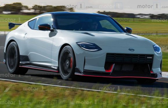 Nissan Z Nismo: Here's What It Could Look Like