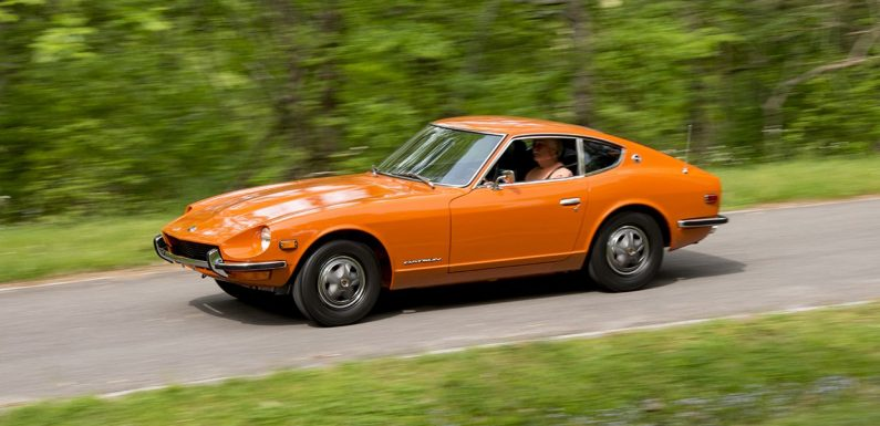 The Datsun 240Z Offered Elegant Performance in a Muscle Car World