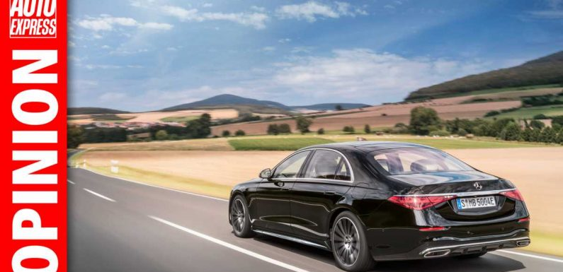 'The essence of the S-Class exists across the entire Mercedes range'
