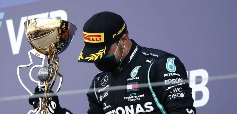Valtteri Bottas' F1 Russian Grand Prix Victory in Pictures