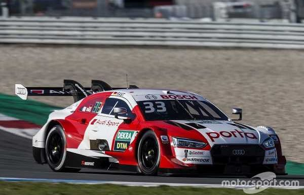 Rast says Abt Audi DTM dominance 'very frustrating'