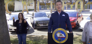 Gov. Newsom Issues Order to Ban New Gas Car Sales in Calif. by 2035