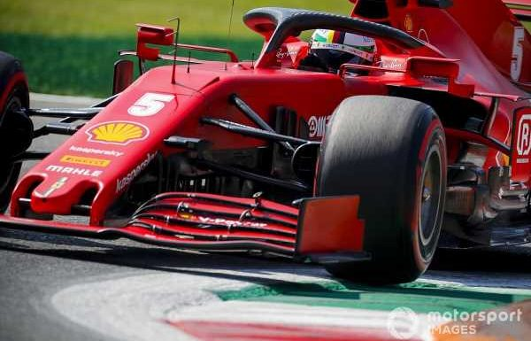 Vettel: No shortcuts to end Ferrari's 'suffering'