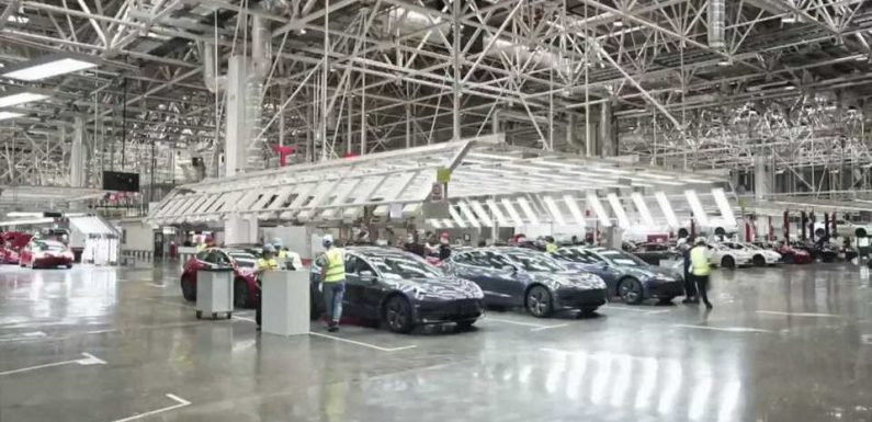 Tesla Model Y China Production May Begin This November