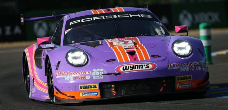 After Turning His Back on IMSA, Ben Keating Looks for Redemption at 24 Hours of Le Mans