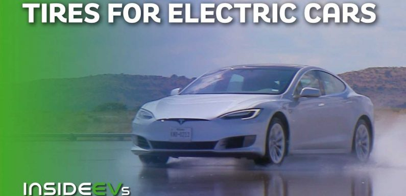 Electric Vehicle Tire Tricks Revealed