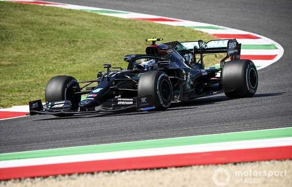 Tuscan GP: Bottas outpaces Verstappen in first practice
