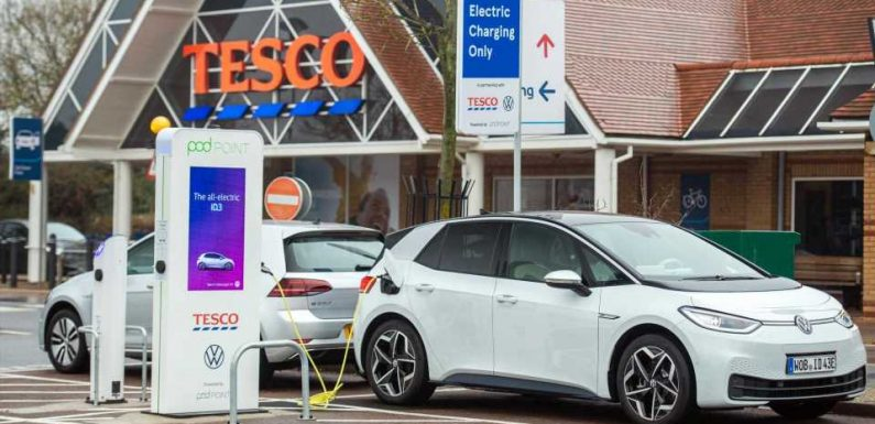 Survey Reveals What British Drivers Expect From EVs Before Switching To Electric