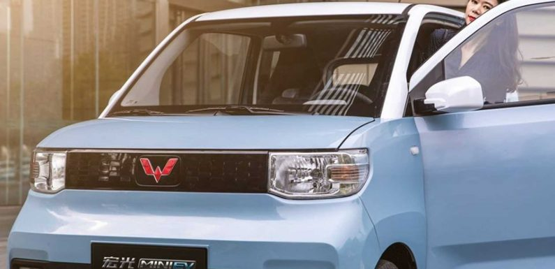 China: NEV Sales Increased To 109,000 In August 2020
