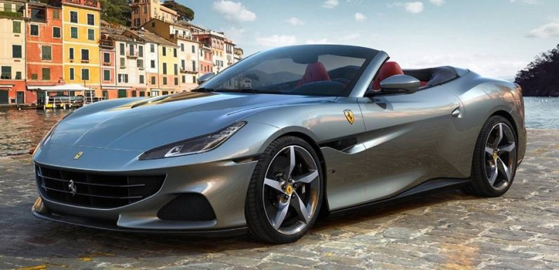 Ferrari's Portofino M Is Its New Entry-Level, 612 BHP Convertible GT