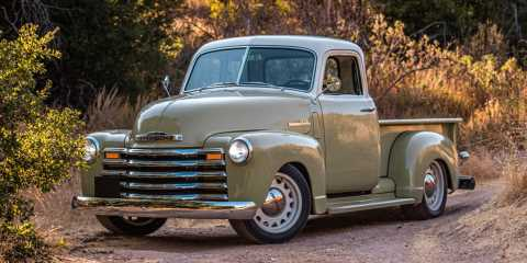 Relive the '50s With Icon's Mid-Century Chevy Thriftmaster