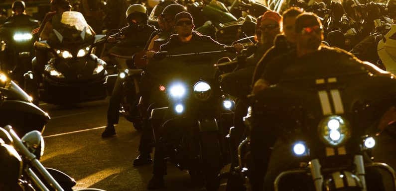 Sturgis Motorcycle Rally May Have Caused 250,000 New COVID-19 Cases