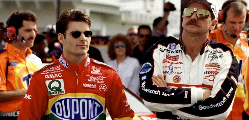 """""""Unrivaled: Earnhardt vs. Gordon"""" Takes a Deeper Look at Two NASCAR Legends on the MotorTrend App"""
