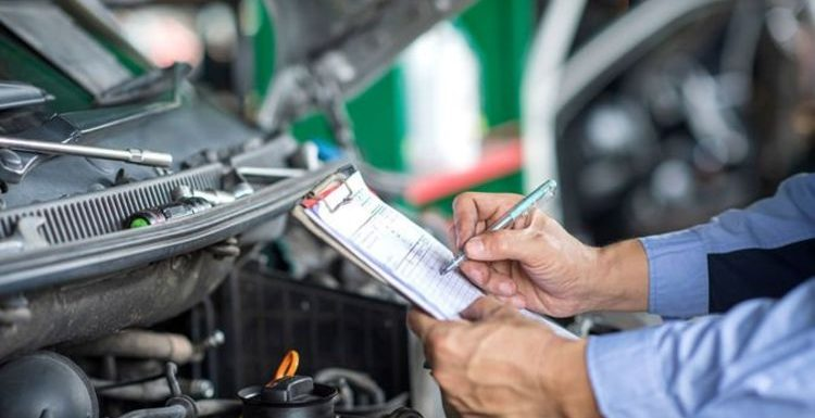 Drivers most likely to fail their MOT in Scotland as drivers urged to 'triple check' parts