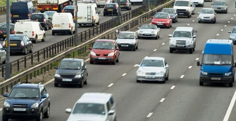 Hundreds found to break common motorway rule which 'encourages' dangerous driving