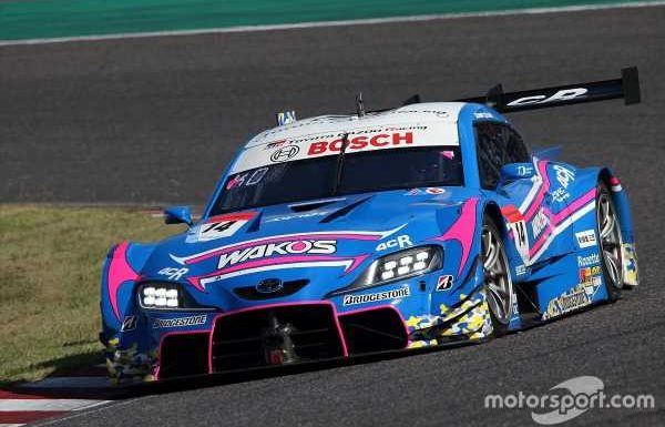 Super GT: Cerumo Toyota's costly stint length miscalculation