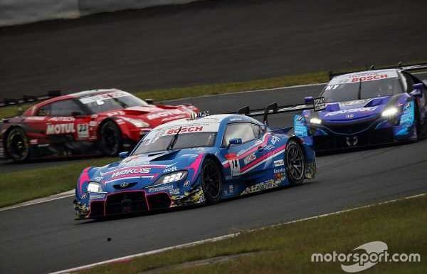 New Super GT points leaders regret poor Fuji qualifying