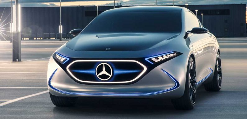 New flagship Mercedes EQS SUV and electrified G-Glass confirmed