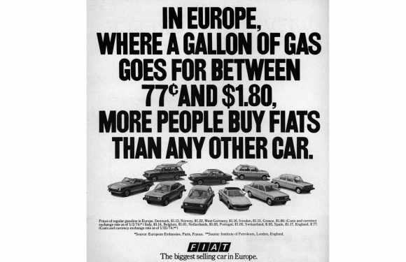 In 1974, You Could Sit in a Gas Line… Or You Could Buy a Fiat