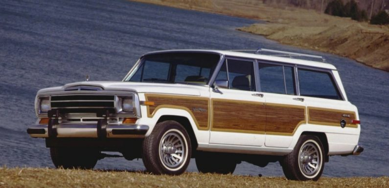 The History of the 1984–1991 Jeep Grand Wagoneer