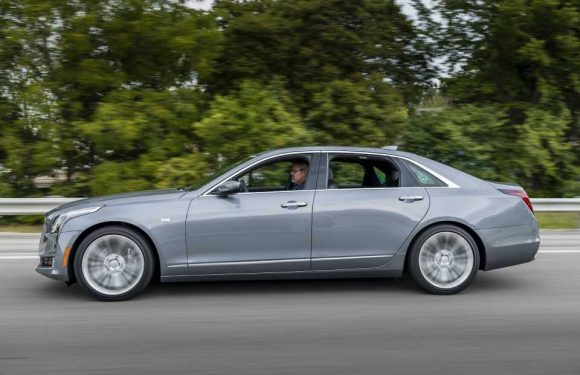 Cadillac's Super Cruise is the best driver assist system, says Consumer Reports