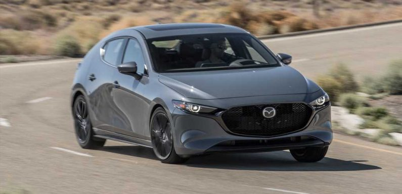 2020 Mazda 3 Infotainment Review: Something Different, Premium