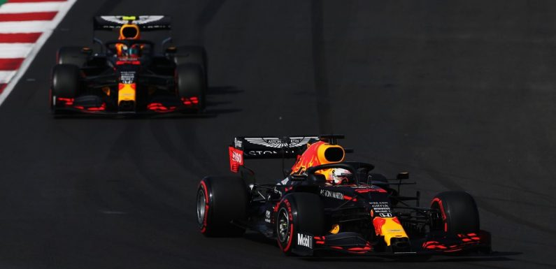 Red Bull Racing aiming to take over Honda's F1 engine programme – proposes development freeze post-2021 – paultan.org