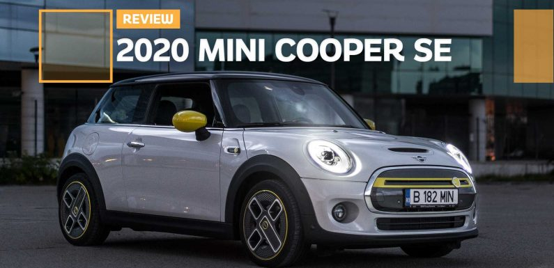 Watch: One Of The Best Reviews Of The MINI Cooper SE You'll Ever See