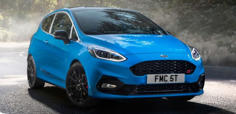 2021 Ford Fiesta ST Edition – 500 units, Europe only – paultan.org