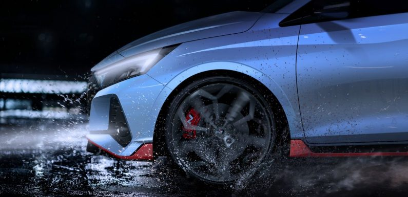 2021 Hyundai i20 N teased: 1.6 turbo, 200 PS, manual – paultan.org