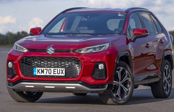 2021 Suzuki Across plug-in hybrid SUV launched in the UK – based on the Toyota RAV4, priced from RM245k – paultan.org