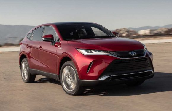 2021 Toyota Venza First Test: Smooth Operation