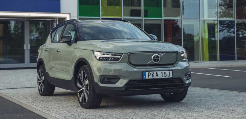 2021 Volvo XC40 Recharge First Drive Review: Pure Electric P8wer