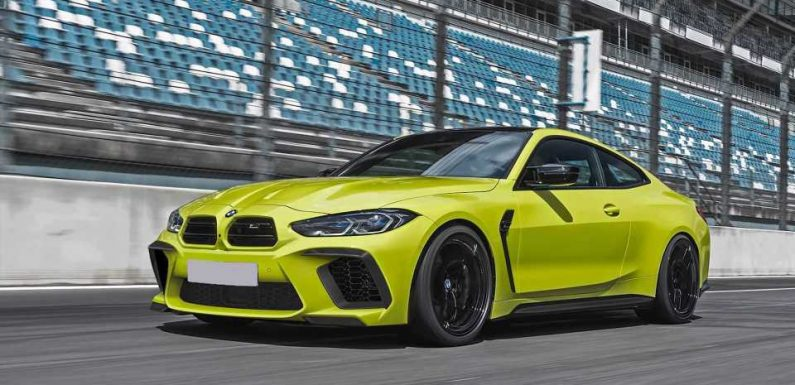 BMW M4's Massive Grille Already Getting Aftermarket Makeovers