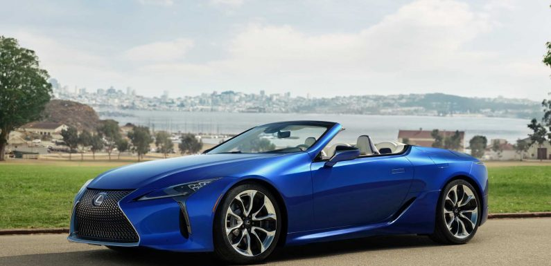 What's New for 2021: Lexus