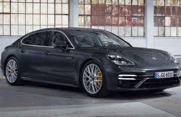 2021 Porsche Panamera Turbo S E-Hybrid Debuts As Top Trim With 689 HP