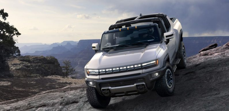 GMC Hummer EV Edition 1 reservations filled in 1 hour – paultan.org