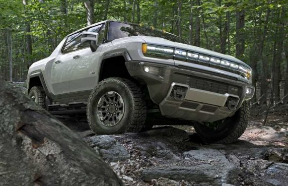 The GMC Hummer EV's Mission Is to Make Electric Cars Seem 'Badass'
