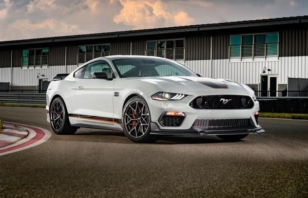 Ford to offer the 480hp Mustang Mach 1 globally
