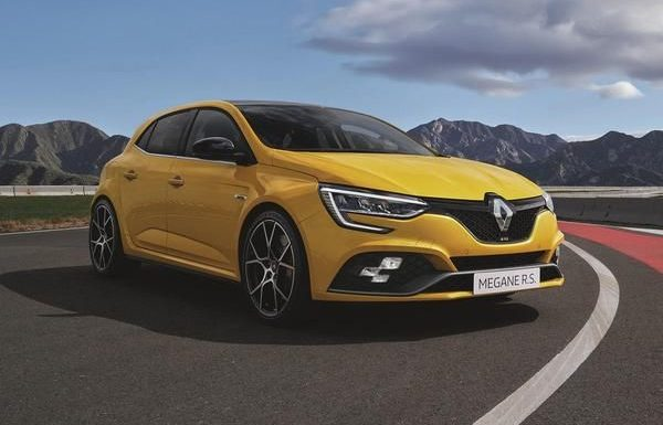 Latest Megane R.S 300 available to order